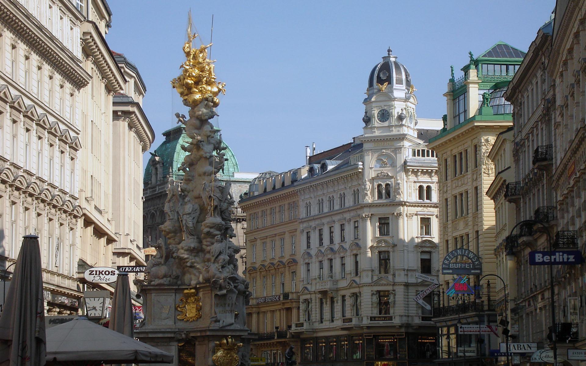 Vienna-Street-Austria
