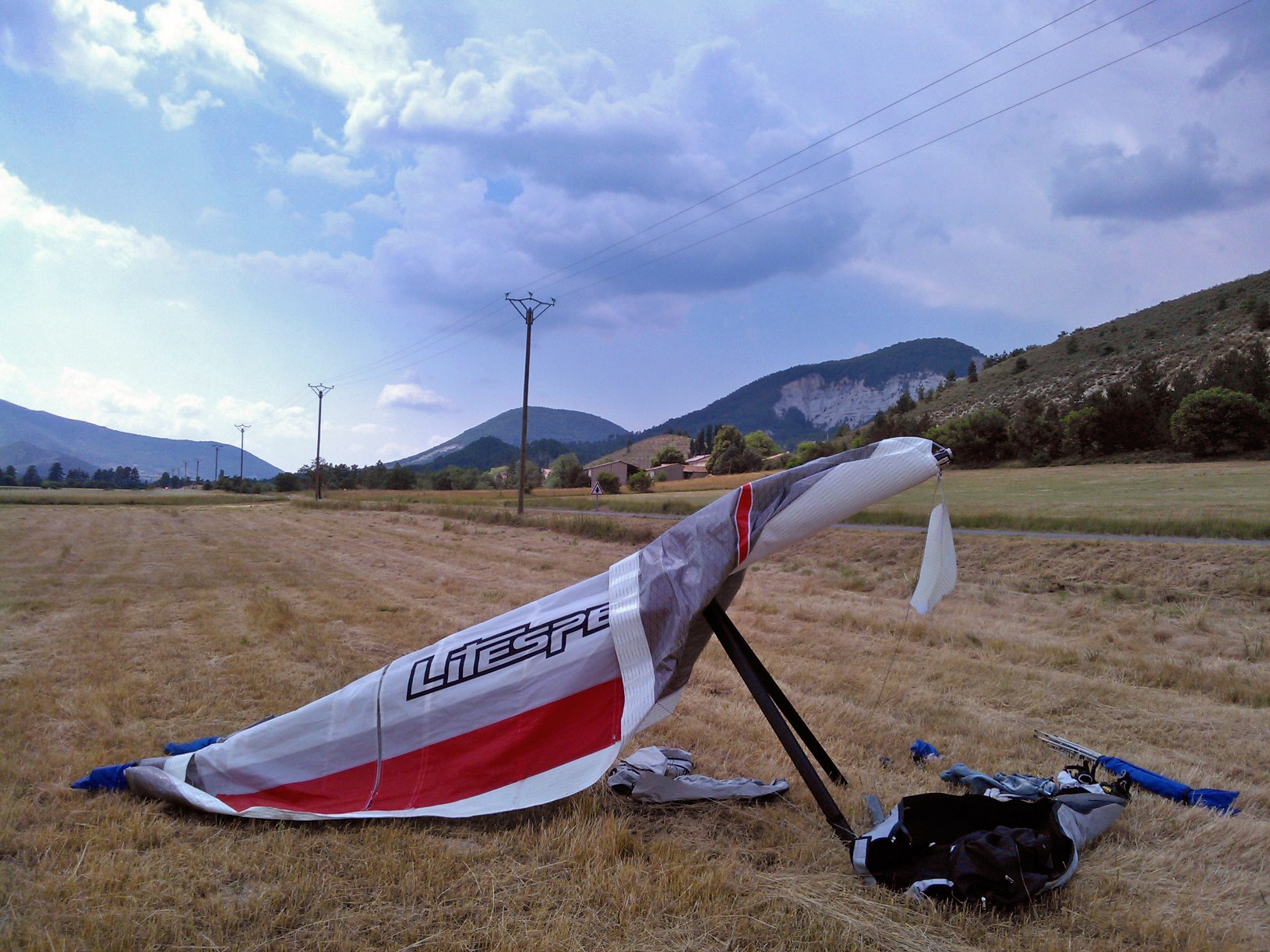 Sederon landing